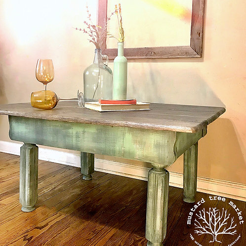Fancy Farmgirl Reclaimed Coffee Table
