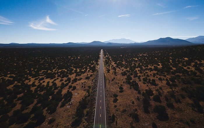 Flagstaff Highway Photo by Richard Nolan on Unsplash small