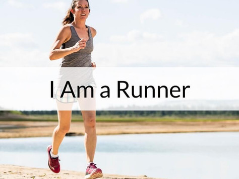 Episode 12: I Am a Runner