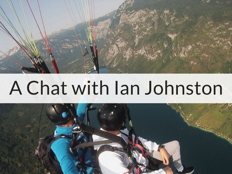 Episode 2 | A Chat with Ian Johnston: Epilepsy, Exercise and the Psychology of Sport with Seizures