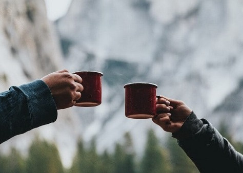 Hot Drinks for Cold Campers