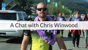 Episode 6 | Chris Winwood: Endurance cycling, backcountry and working in adventure with epilepsy.