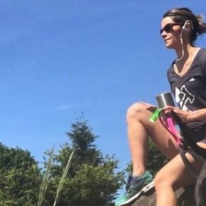 A Marathon for Mom