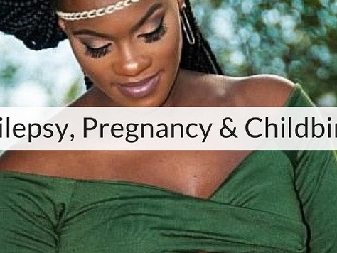 Bonus Episode 4 | Epilepsy, Pregnancy and Birth with Jewel Gibson