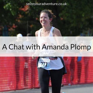 Episode 13: A Chat with Amanda Plomp