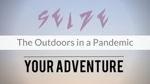 Episode 0 | Epilepsy, Adventure and the Outdoors in a Pandemic
