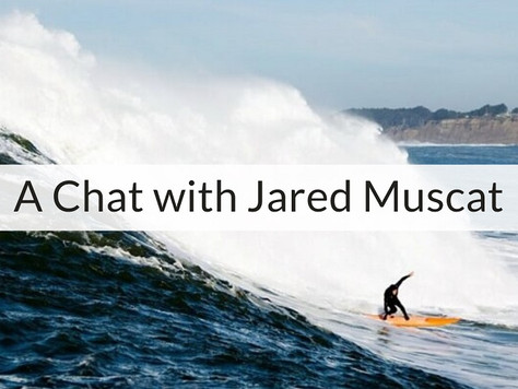 Episode 4 | A Chat with Jared Muscat: Big Waves, Surfing and Paddling Towards an Epilepsy Cure