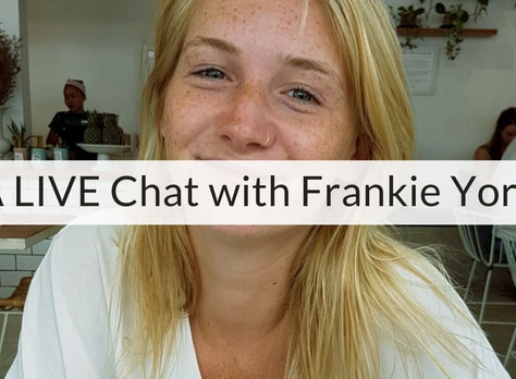 Episode 7 | Frankie York: Surfing and learning how to adventure with epilepsy