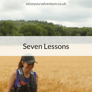 Bonus Episode: Seven Lessons