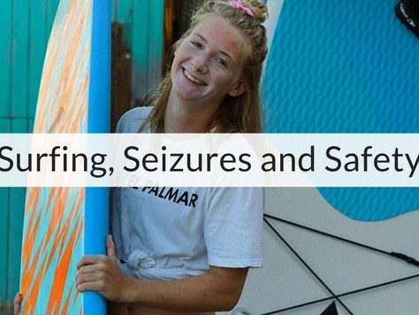 Episode 8 | Surfing, Seizures and Safety with Frankie York