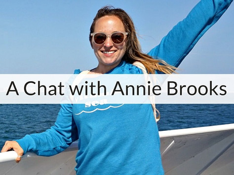 Episode 3 | A Chat with Annie Brooks: Swimming, Triathlons and Races with Partial Seizures