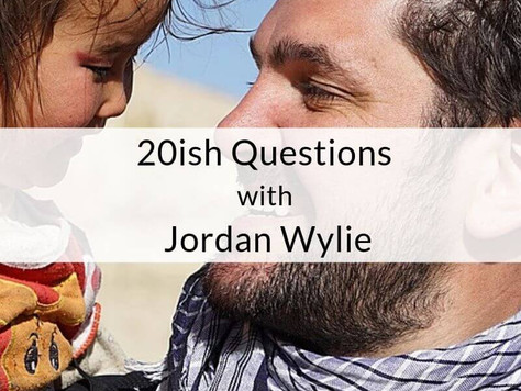 Episode 7: 20ish Questions with Jordan Wylie