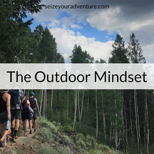 Episode 14: The Outdoor Mindset