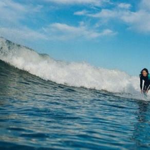 Q&A with Sophie Morawetz: Surfer & Skier