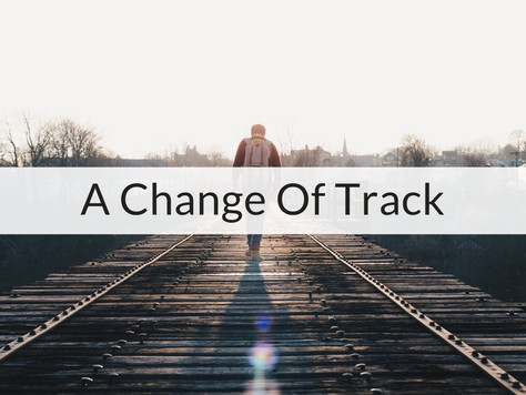 Bonus Birthday Episode | A Change of Track