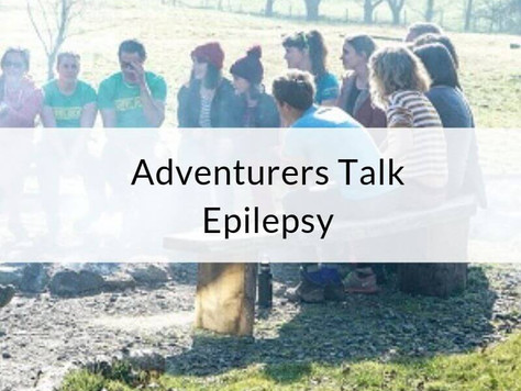 Episode 10: Adventurers Talk Epilepsy