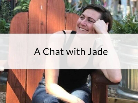 Episode 2: A Chat with Jade Nelson