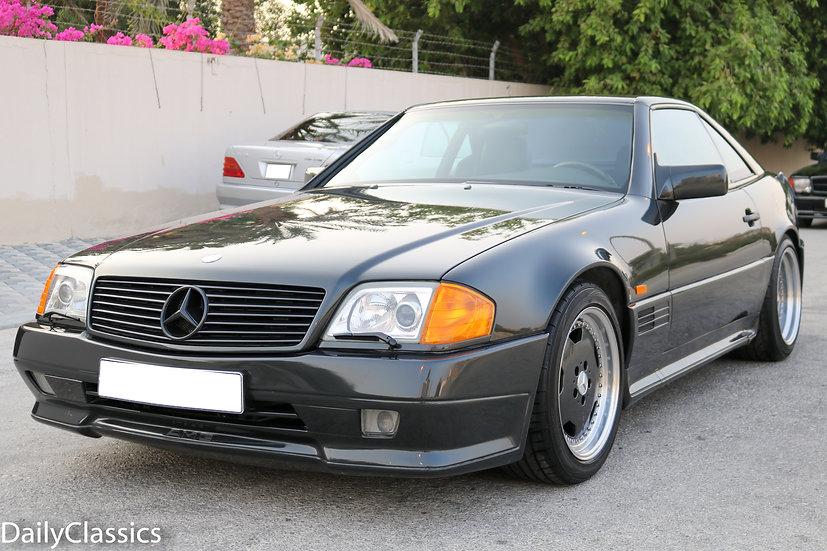 Mercedes SL 60