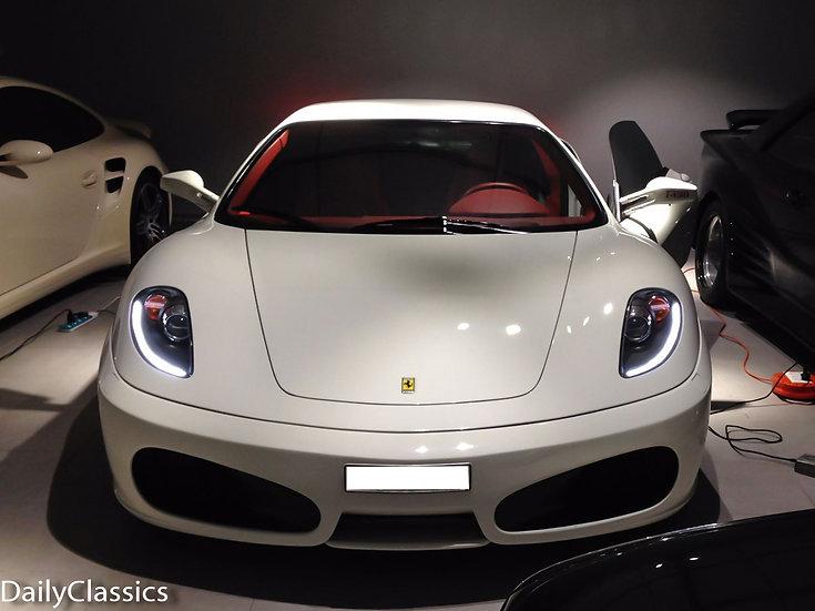 Ferrari F430 White