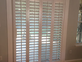 Folding Interior Shutters will maximize your view