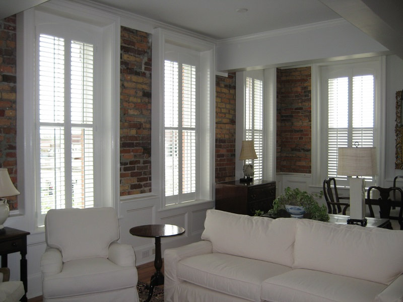 Plantation Shutters in Thomasville Georgia