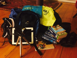 Can I live out of a backpack for 10 months?