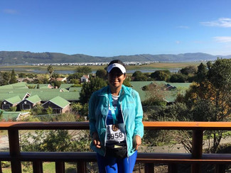 Running BRICS, starting in Knysna