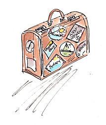30. Mini drawing - Debbies suitcase.jpg