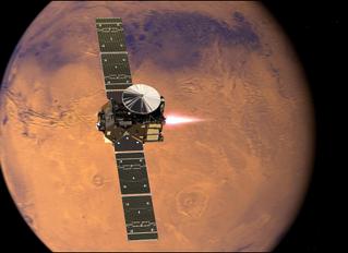 Les composants de la société Nicomatic sur Mars !
