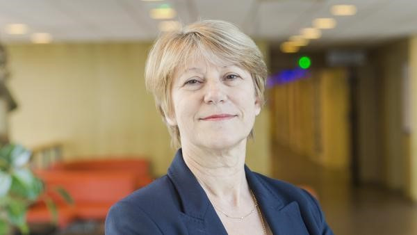 Jocelyne Wasselin, directrice générale d'Enerbee