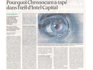 Chronocam, vainqueur du premier prix Medi'Nov 2015, lève 15 millions de dollars