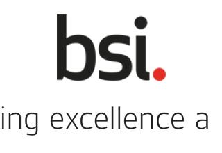 BSI à MEDI'NOV CONNECTION : l'Excellence pour habitude