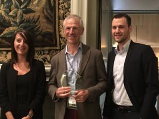 MICROLIGHT 3D : Grand gagnant du prix de l'Innovation à Medi'Nov Connection 2017