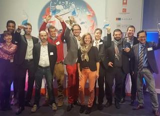 Lauréats des Trophées Bref Eco de Grenoble : Sublimed remporte le trophée Innovation Jeune Pousse