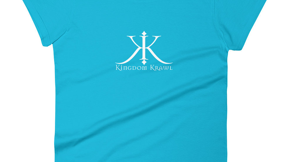 Kingdom Krawl Women's short sleeve t-shirt