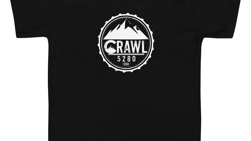 Crawl 5280 Toddler Short Sleeve Tee