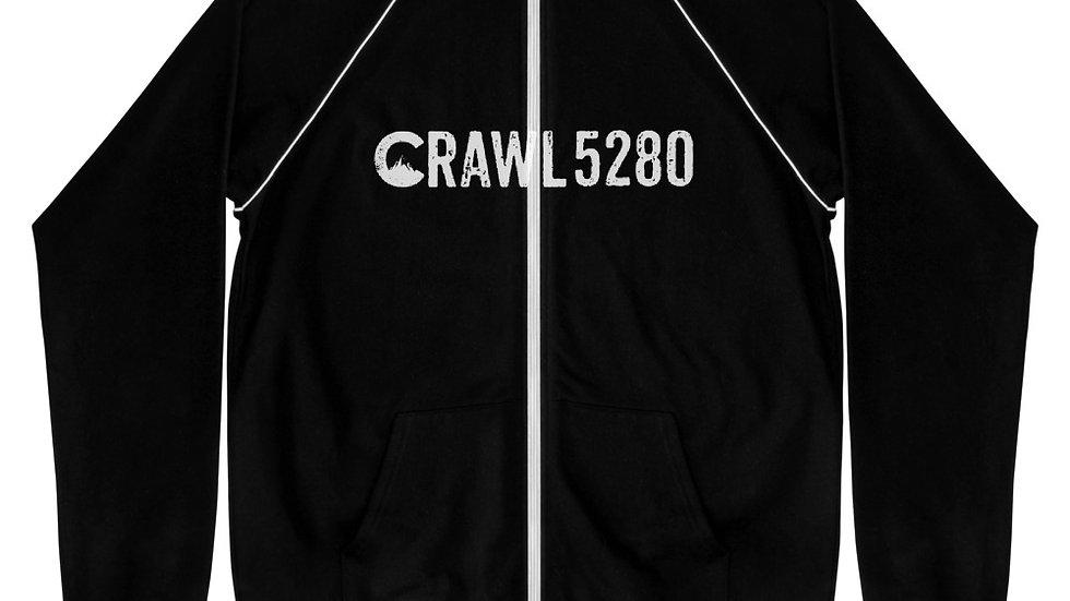 Crawl 5280 Piped Fleece Jacket