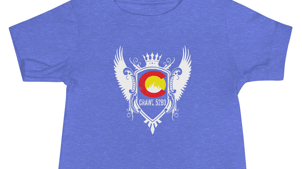 Family Crest Baby Jersey Short Sleeve Tee