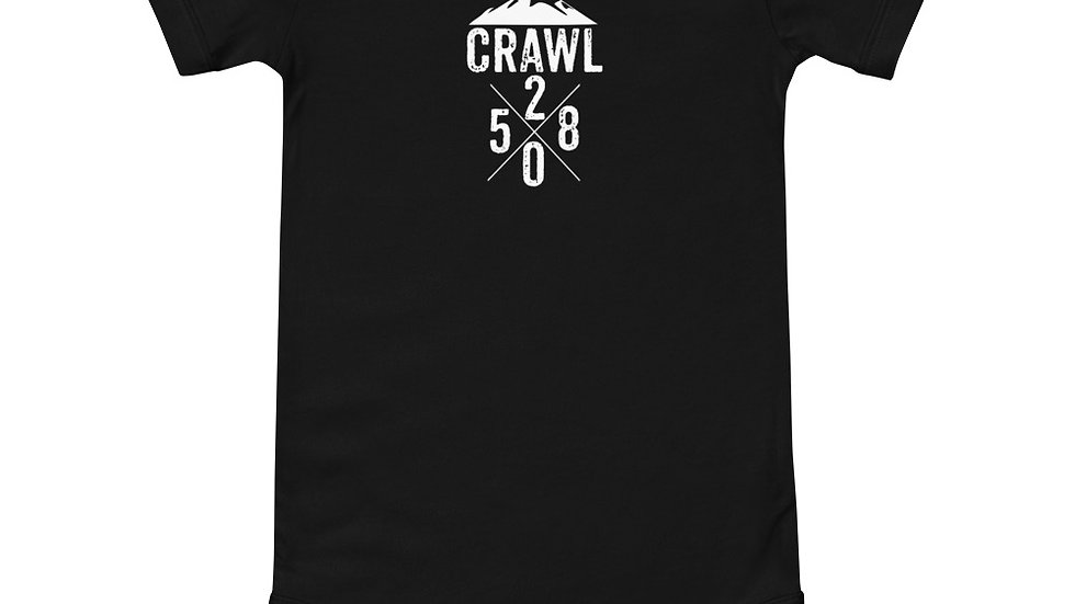 Baby Crawl Crossing T-Shirt