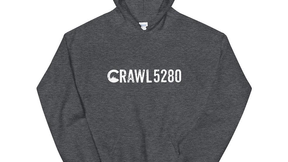 Crawl 5280 Solo Unisex Hoodie