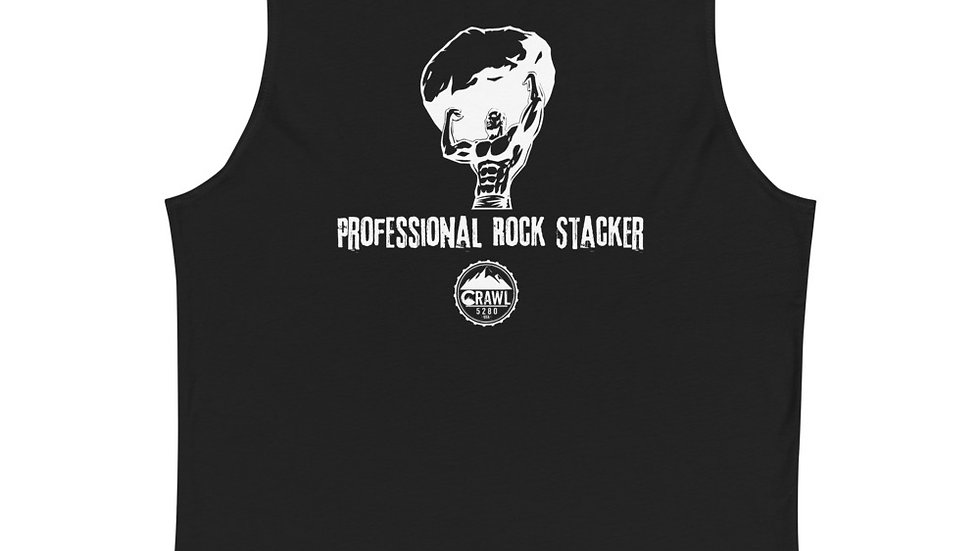 Rock Stacker Muscle Shirt