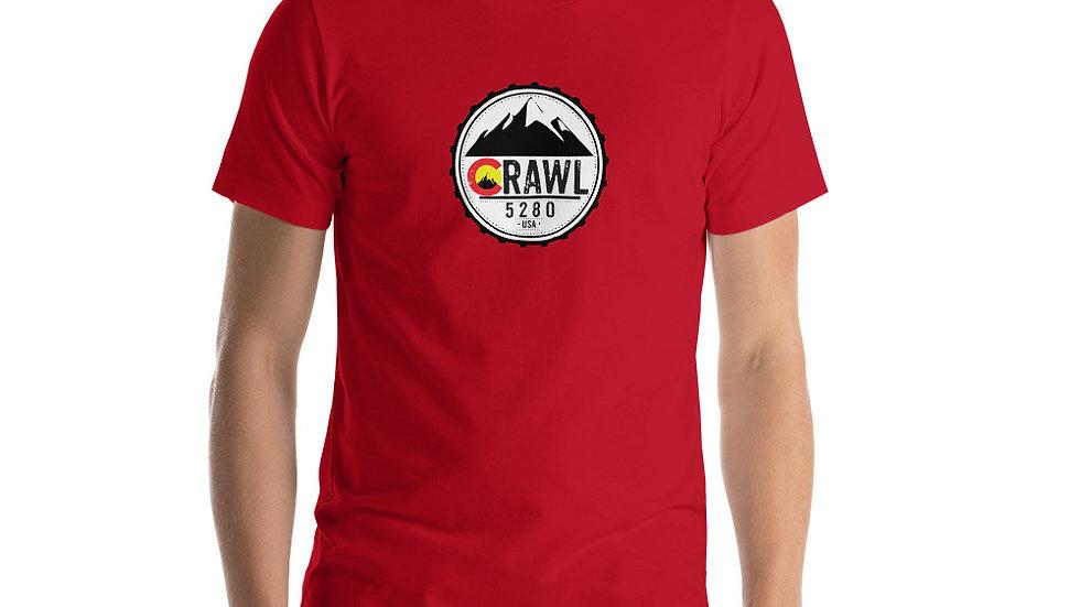 Crawl 5280 Round Logo