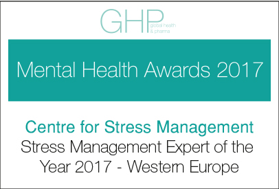 Mental Health Awards Winners Logo