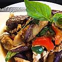 Chili Basil Eggplant