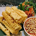 Golden Tofu Sticks
