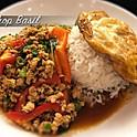 Chop-Chop Ka Prow Basil