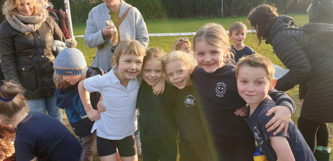 KS1 cross country