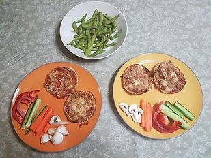 פיצה-פיתה מקמח מלא