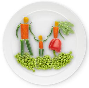 צלחת - תזונה בריאה למשפחה