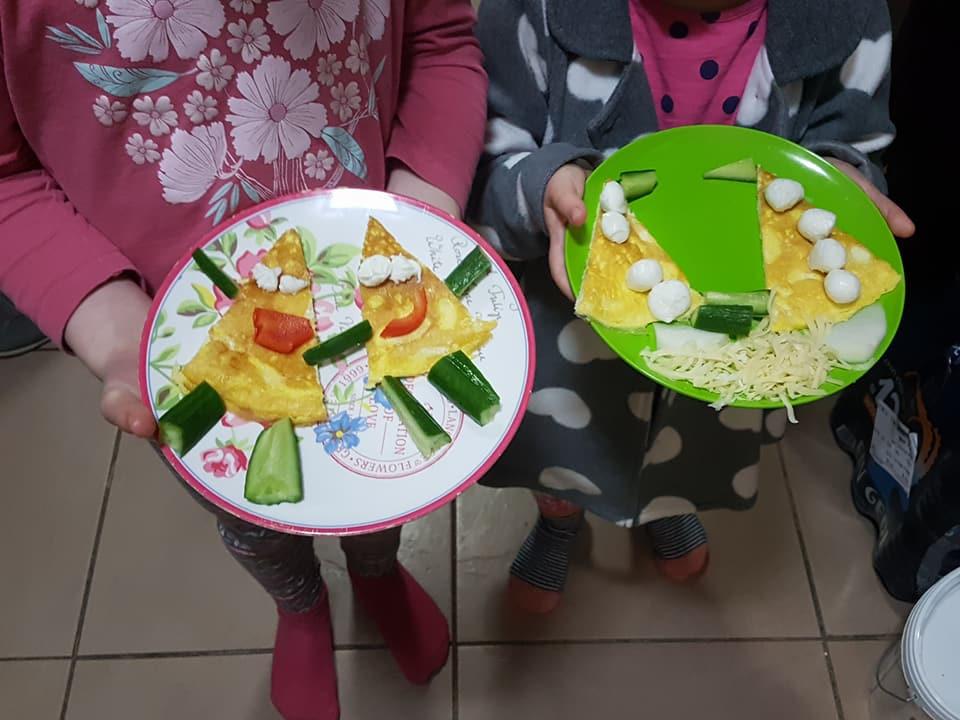 ארוחה בריאה לילדים